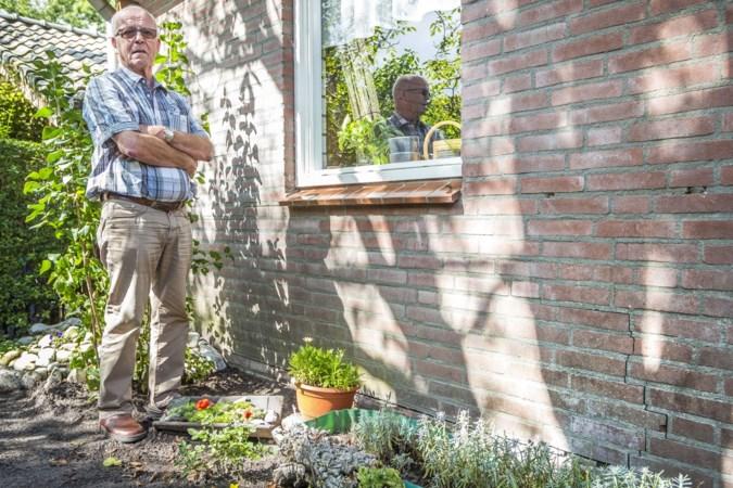 'Voor de verhoging van het waterpeil hadden we geen scheuren in onze huizen'