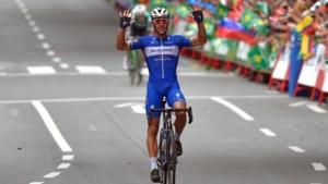 Gilbert wint twaalfde etappe in Vuelta