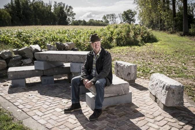 Monument slot Ensebroek: 'Als jochie speelde ik op de resten'