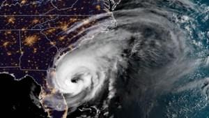Orkaan Dorian neemt in kracht toe voor kust VS