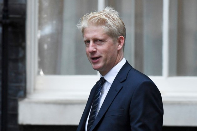 Broer van Boris Johnson neemt ontslag als onderminister