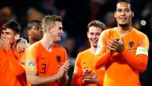 Van Dijk, De Ligt en De Jong in race voor wereldelftal van 2019