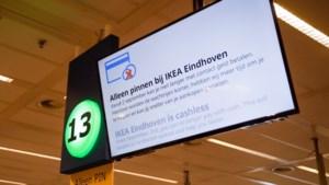 Experiment Ikea slechts het begin, stelt deskundige: 'Contant geld sterft een zachte dood'