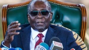 Zimbabwaanse oud-president Mugabe overleden