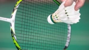 Badmintontoernooi in Gronsveld voor gemengde en dubbelteams
