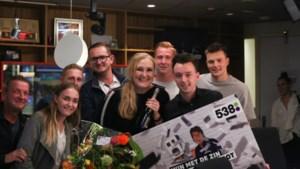 Weertenaar (24) wint 28.000 euro bij Radio 538