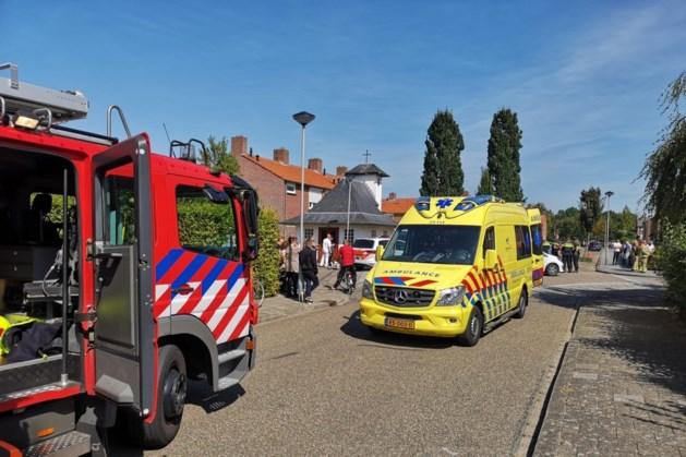 Vrouw raakt gewond bij ongeluk in Posterholt