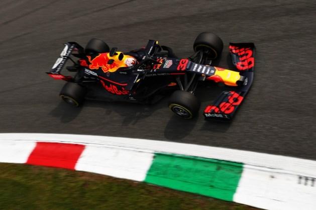 Verstappen tankt vertrouwen met tweede plaats achter Vettel
