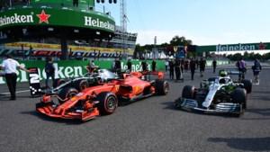 Reprimandes na kwalificatie op Monza