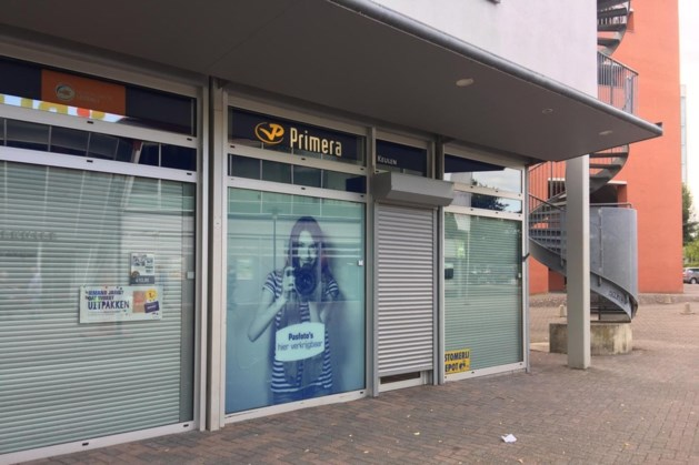 Gewapende overvaller slaat toe bij postkantoor in Maastricht