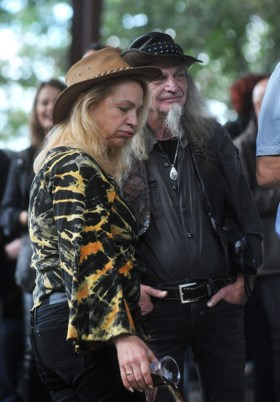Bands en fans trouwe gasten op alweer het 36ste Bluesrockfestival