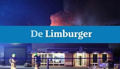 Video: Verslagenheid na twee keer inbraak en nu grote brand bij Martens Milieu Meijel