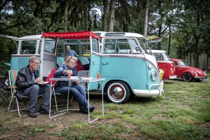 Echte liefde voor de Volkswagen Samba op het Brunssumse Kevertreffen