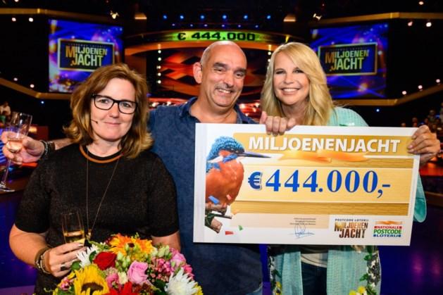 Jeroen uit Nederweert wint 444.000 euro bij Miljoenenjacht