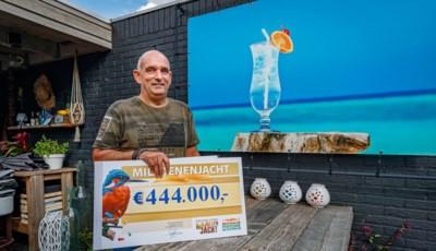 Miljoenenjachtwinnaar Jeroen uit Nederweert: 'We blijven de nuchtere mensen die we waren voordat we wonnen'