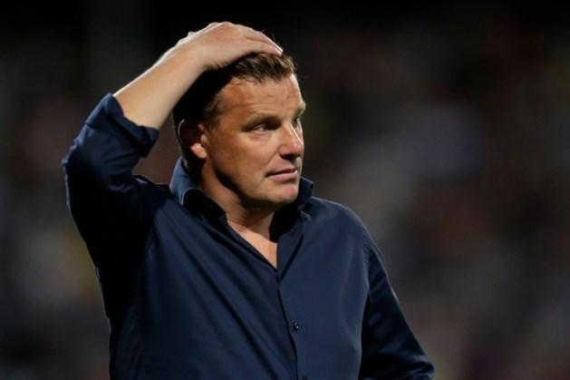 Dronken PEC Zwolle-trainer Stegeman aangehouden na verkeersongeluk