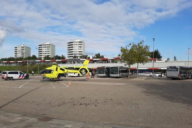 Man doodgestoken bij metrostation Rotterdam: ruzie over wie het eerst mocht instappen