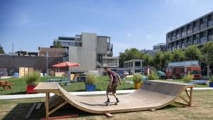 Stadstuin in Heerlens Schinkelgebied kan voorlopig blijven