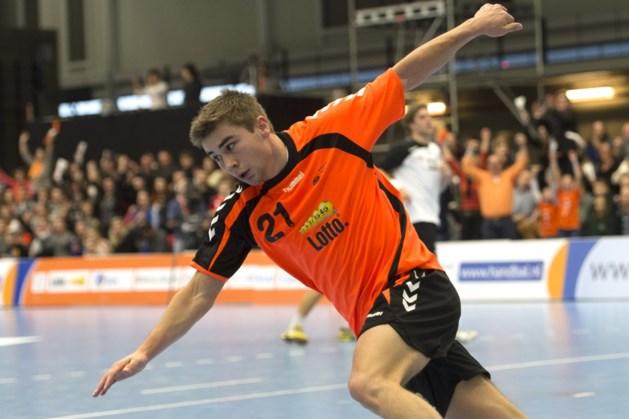 Oranje handballers oefenen in Sittard en Panningen