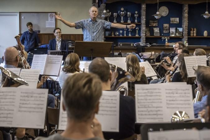 Koninklijke Oude Harmonie zet bevrijding Eijsden op muziek