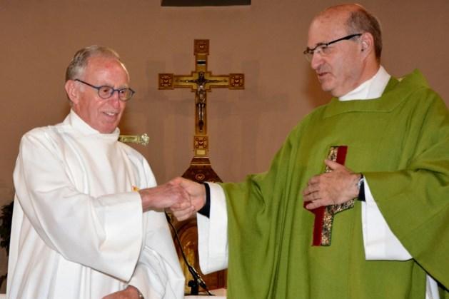 Pauselijke onderscheiding Susterenaar Zef Hoorens