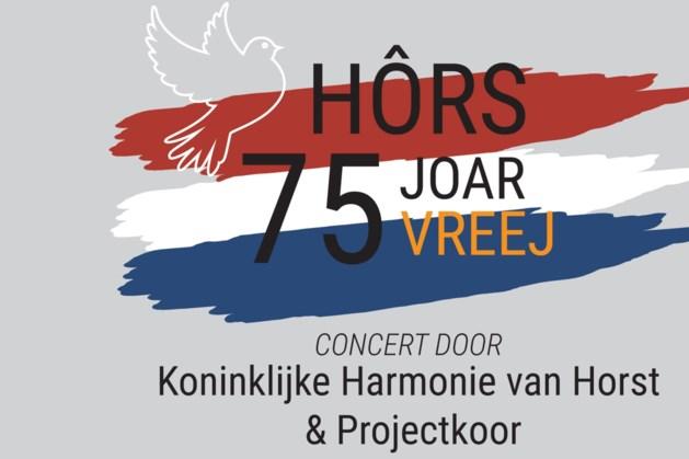 Horst viert 75 jaar vrijheid met concert in Lambertuskerk