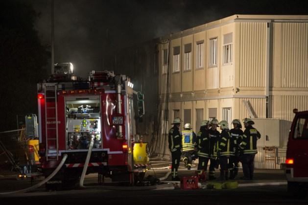 Dode en tientallen gewonden bij brand in ziekenhuis Düsseldorf