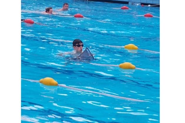 Stichting Buitenbad Groot Venlo kijkt terug op goed verlopen zwemseizoen