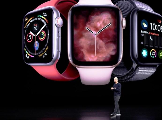 Apple onthult nieuwe iPhones