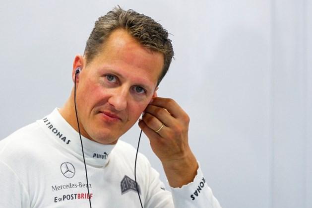 'Schumacher voor geheime behandeling naar ziekenhuis in Parijs'