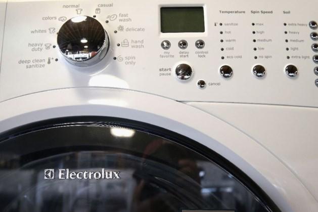 Zweedse witgoedreus Electrolux schrapt 1700 banen