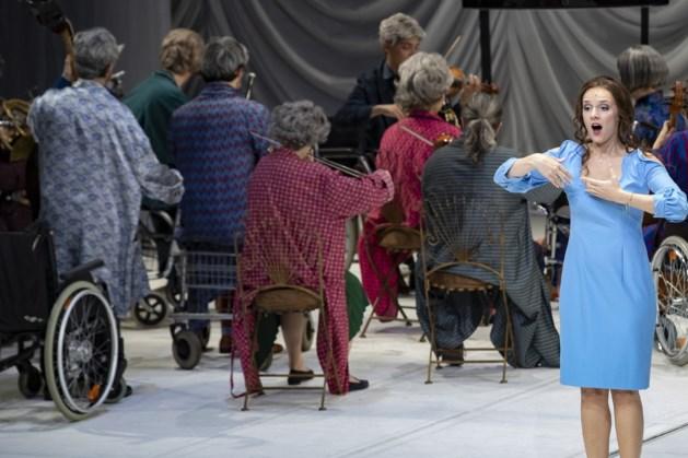 Limburgse première voor voorstelling Amadeus