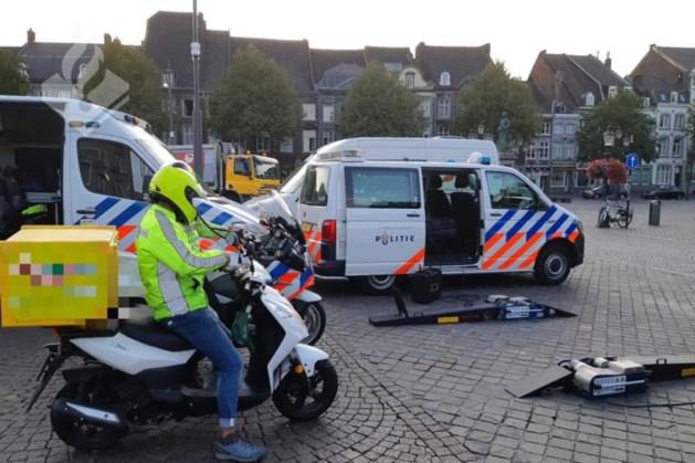 Tientallen bekeuringen bij politiecontrole in Maastricht