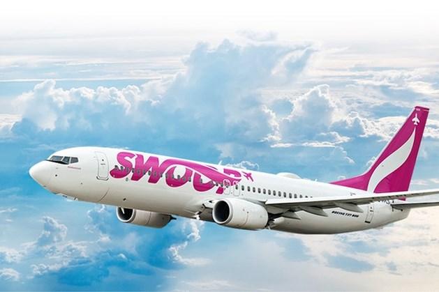 Afscheidsberichtjes van passagiers nadat vliegtuig enkele ganzen raakt: 'Er is vuur, er is vuur!'