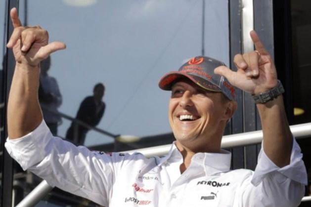 'Michael Schumacher bij bewustzijn na stamceltherapie in Parijs'
