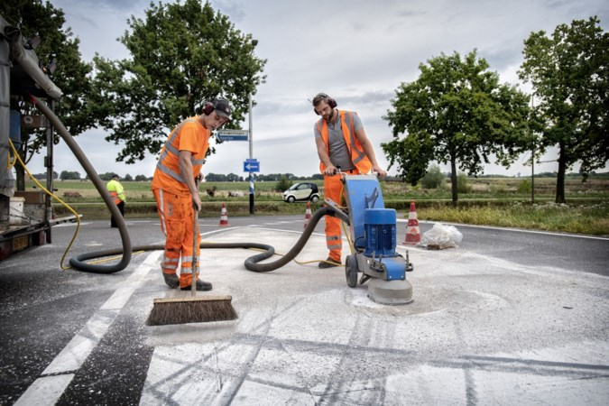 Nieuwe maatregelen rond 'ongelukskruispunt' in Eygelshoven bij afrit Buitenring en Gravenweg