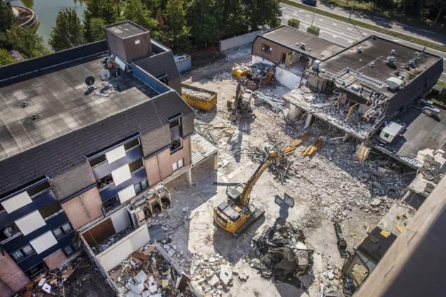 Sloop Van der Valk Hotel Venlo in volle gang