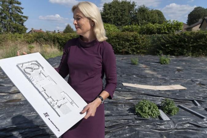 Esther Crombag laat met blindentuin in Berg en Terblijt langgekoesterde droom uitkomen