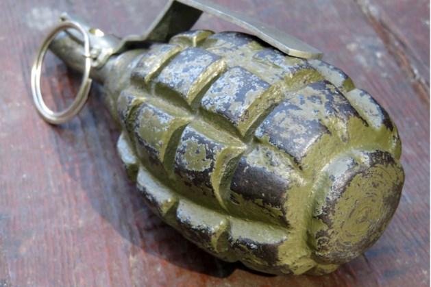 Kleuter neemt granaat mee naar school in Zweden