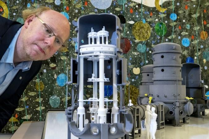 Hoogleraar Stefan Hild: 'De jacht op de ruimterimpels, completely crazy'