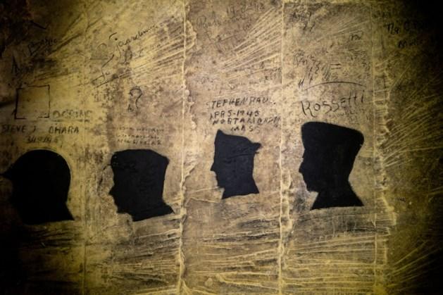 Themarondleiding 'Oorlogsgeheimen' in Fluweelengrot Valkenburg