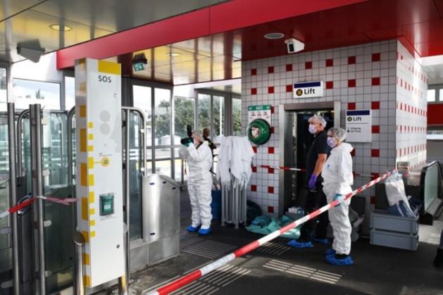 Verdachte metromoord is bekende van de politie