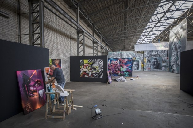 Ode aan graffiti en straatkunst op tweede editie Unframed