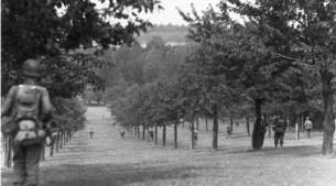 Vreugde en verdriet liggen dicht bij elkaar bij begin van de Limburgse bevrijding
