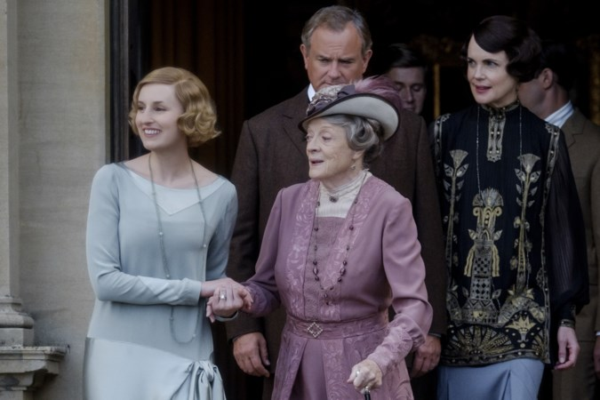 Downton Abbey is boeiend van begin tot eind