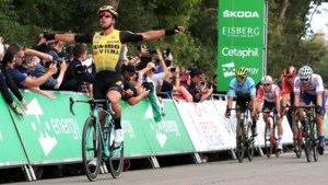 Hattrick voor Groenewegen in Tour of Britain