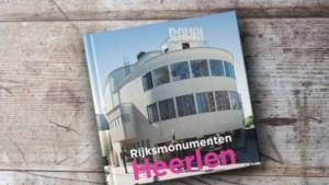 Vier routes langs 153 monumenten in Heerlen