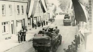 '75 jaar bevrijding' speldjes te koop