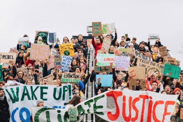Students 4 Climate Maastricht voeren actie