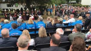 Provinciale viering 75 jaar bevrijding in Mesch van start